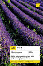 Teach Yourself French Language Audio CD Pack and Book.