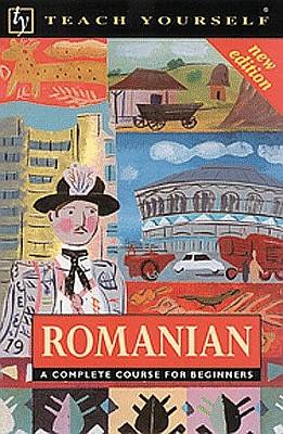 Teach Yourself Romanian language.