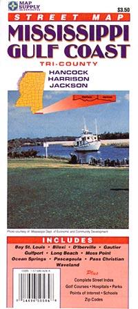 Gulf Coast, Mississippi, America.