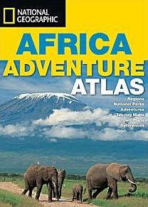 African Adventure Tourist Road ATLAS. 2nd Edition