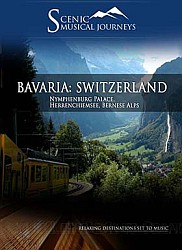 Bavaria & Switzerland Nymphenburg Palace, Herrenchiemsee, Bernese Alps - Travel Video.