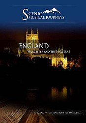 England Worcester and the Malverns - Travel Video.