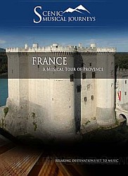 France A Musical Tour of Provence  -  Travel Video.