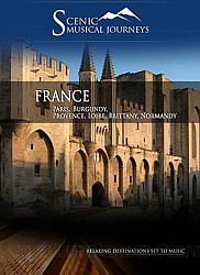 France Paris, Burgundy, Provence, Loire, Brittany, Normandy - Travel Video.