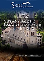 Germany Majestic Marches A musical visit to Kulmbach and the Tin Solider Museum - Travel Video.