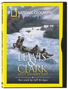 Lewis & Clark: Great Journeys West - Travel DVD.