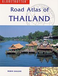 Thailand Tourist Road ATLAS.