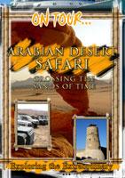 Arabian Desert Safari Crossing The Sands Of Time - Travel Video.
