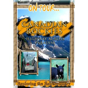 Canadian Rockies (Highway Across Paradise) - Travel Video.