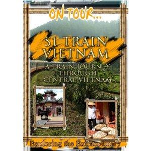 S1 - Vietnam (A Train Journey Through Central Vietnam) - Travel Video.
