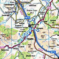 Southern Scotland & Northumberland #3.