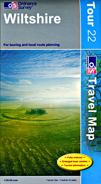 Wiltshire Touring Maps.
