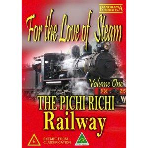 The Pichi Richi Railway - Railroad Video.