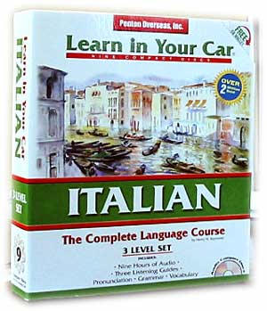 Learn Japanese In Your Car! Audio CD language course.