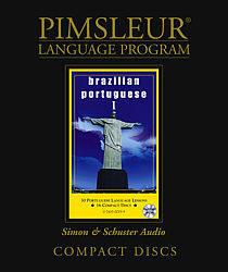 Pimsleur Brazilian Comprehensive Audio CD Language Course, Volume 1.