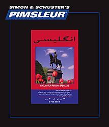 Pimsleur English For Iranian (Persian/Farsi) Speakers, Audio CD Language Course.