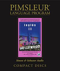Pimsleur English For Spanish, Level 3 Speakers, Audio CD Language Course.