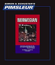 Pimsleur Norwegian Comprehensive Audio CD Language Course, Volume 1.