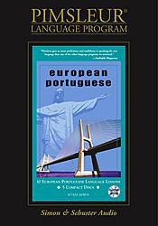 Pimsleur Portuguese (European) Basic Audio CD Language Course.