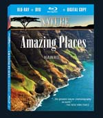 Amazing Places: Hawaii - Nature Video - Blu-ray DVD.