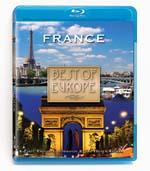 Rudy Maxa: Best of Europe - France - Travel Video - Blu-ray Disc.