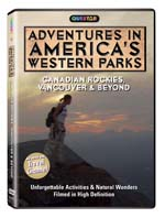 Adventures in America's Western Parks - Canadian Rockies, Vancouver and Beyond - Travel Video.