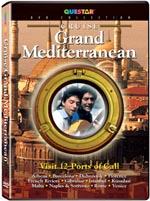 Cruise - Grand Mediterranean - Travel Video.