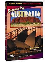 Discovering Australia - Travel Video DVD.