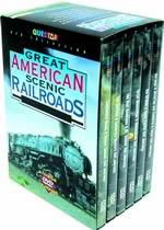 Great American Scenic Railroads - Travel Video.