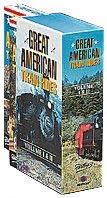 Great American Train Rides - Travel Video.