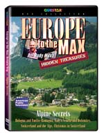Hidden Treasures: Europe to the Max - Alpine Secrets - Travel Video.