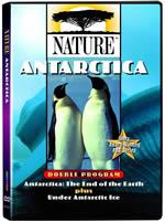 Antarctica - Nature Video - DVD.