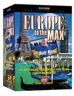 Rudy Maxa's: Europe to the Max - Travel Video.