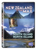 New Zealand to the Max - South Island and North Island - Travel Video.