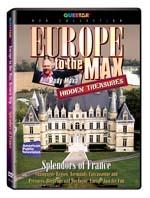 Hidden Treasures: Europe to the Max - Splendors of France - Travel Video.