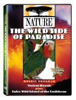 The Wild Side of Paradise - Nature Video - DVD.