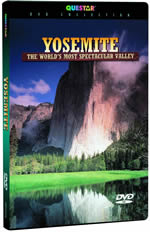 Yosemite: The World's Most Spectacular Valley - Travel Video - DVD.