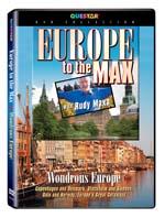 Rudy Maxa's: Europe to the Max - Wondrous Europe: Denmark, Sweden & Holland - Travel Video.