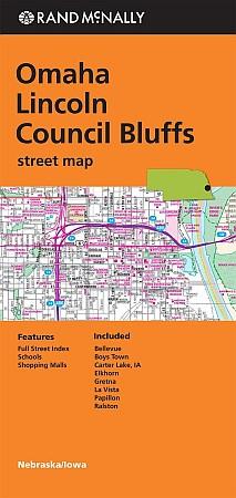 Omaha, Lincoln and Council Bluffs, Nebraska, America.