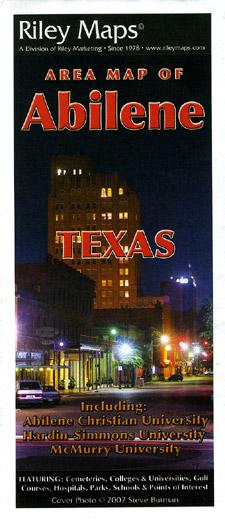 Abilene, Texas, America.