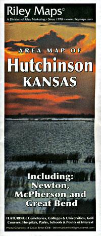 Hutchinson, Kansas, America.