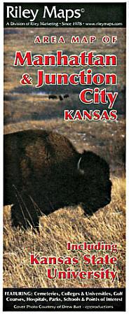 Manhattan and Junction City, Kansas, America.