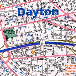 Dayton, Ohio, America.