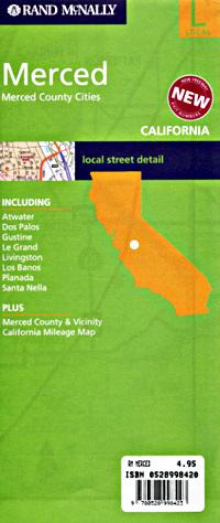 Merced, California, America.