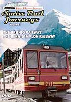 Swiss Rail Journeys, Volume 1 - Travel Video.