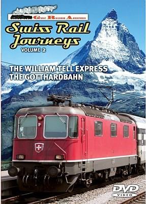 Swiss Rail Journeys, Volume 2 - Travel Video.
