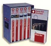Swiss Rail Journeys - 6 Volume Set - Train Video.