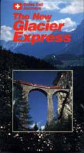 The New Glacier Express - Train Video.