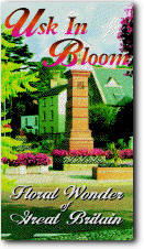 Usk In Bloom - Travel Video.