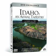 Idaho an Aerial Tapestry - Travel Video.